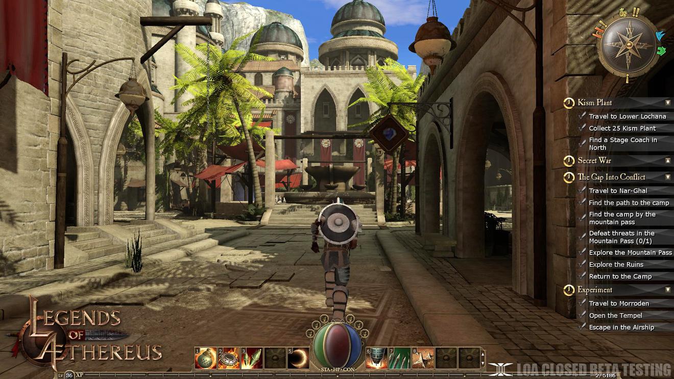 Legends of Aethereus - Action RPG by Sean Kauppinen — Kickstarter